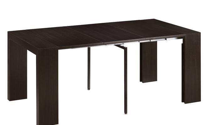 伸缩桌子手绘图